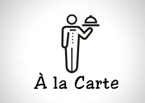 Learning a la carte
